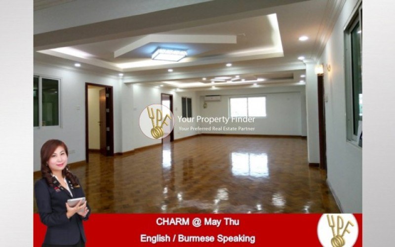 LT1805004550: 3BR spacious unit for rent at Kamaryut. image