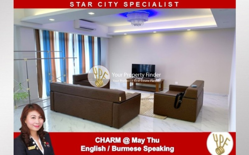LT2006006622: 4BR penthouse unit for rent in Star City image