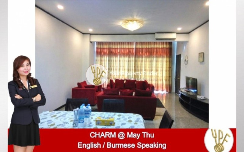 LT1805003455: 3BR unit for rent in Ahlone. image