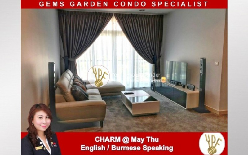 LT2003006422: 3 bedrooms unit for sale in GEMS Condo image