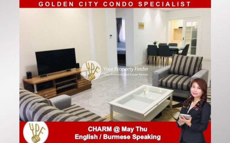LT1901005458: 2BR unit for rent in Golden City. image