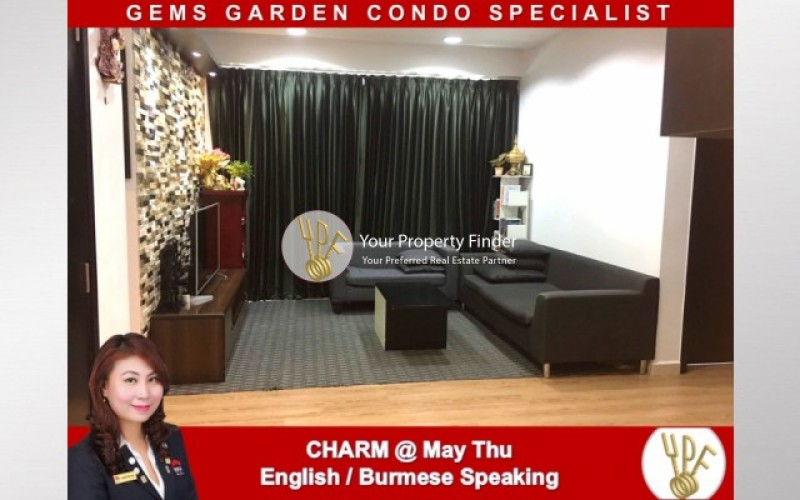 LT1908006067: 2BR Ground floor unit for sale in GEMS Condo image