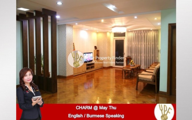 LT1808005055: 3 bedrooms unit for rent in Mayangone. image
