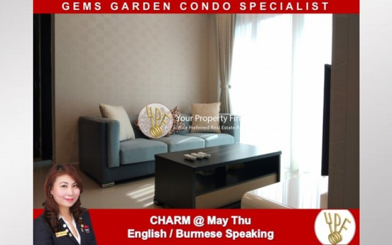 LT1903005732: 2 bedrooms unit for rent in GEMS Condo. image