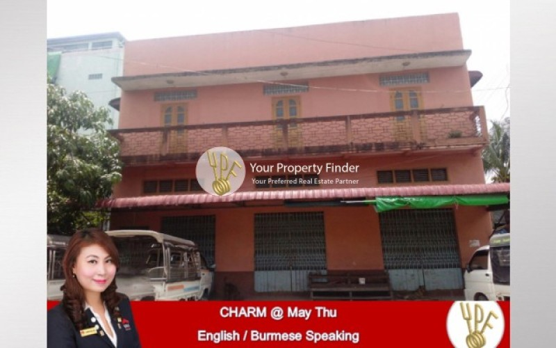 LT1805004821:Landed house for sale in Pazundaung. image