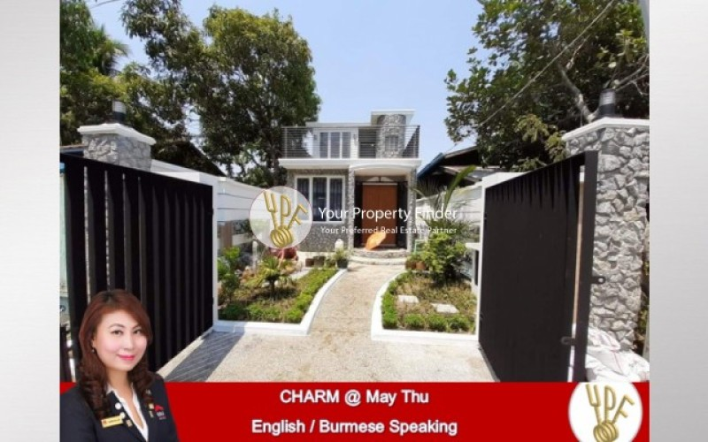 LT2002006417: Landed house for rent in Thanlyin image