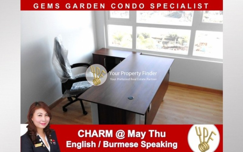 LT1805003118: 3BR unit for rent in GEMS Condo. image