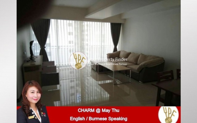 LT1811005262: 2 Bedrooms Unit For Rent In Yankin. image