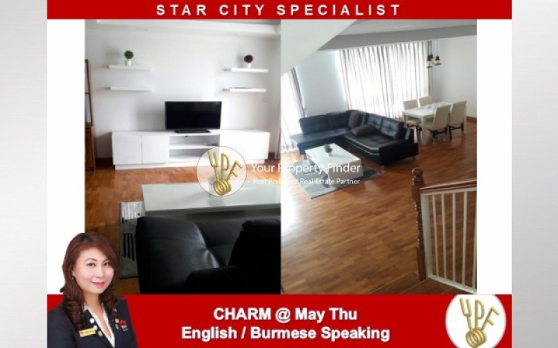 LT1805003832: Two bedrooms penthouse unit for rent at Star City image