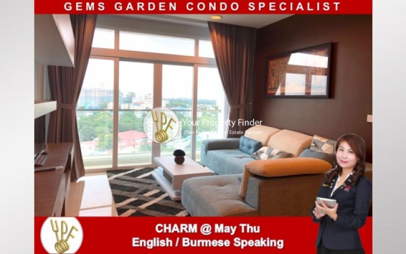 LT1805004441:3 bedrooms unit for rent at G.E.M.S Condo. image