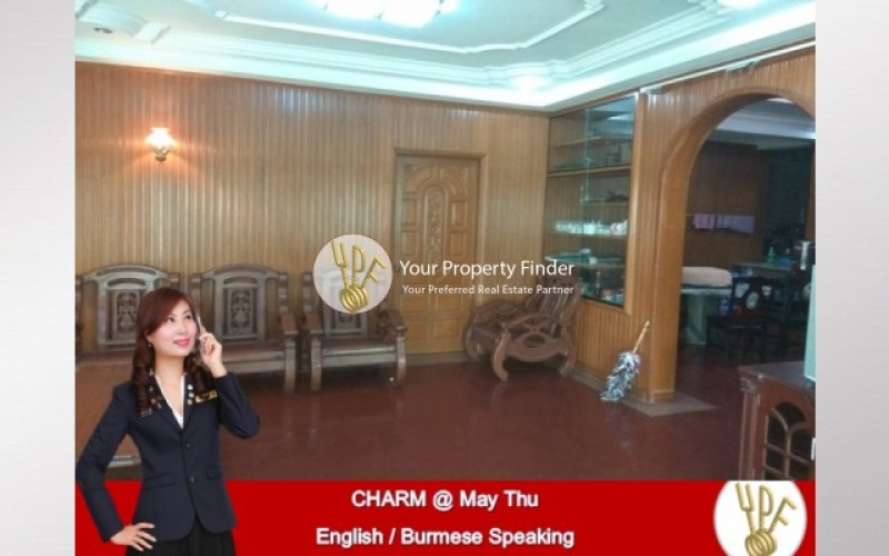 LT1810005225: 3 bedrooms unit for rent in Kamaryut. image