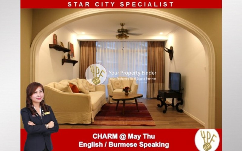 LT1805003835:3 bedrooms unit for rent at Star City. image